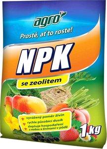AGRO NPK - se zeolitem 1 kg