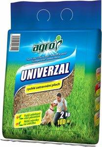 AGRO Travní směs UNIVERZAL - sáček 2 kg