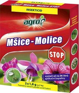 Mšice - Molice stop 2v1