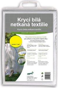 Textilie bílá netkaná 3,2x10m