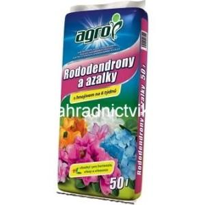 Substrát pro rhododendrony a azalky 50 l
