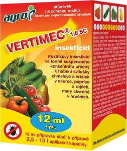 Vertimec 1,8 SC 12 ml