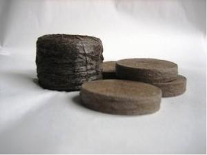 Rašelinové tablety JIFFY 10ks
