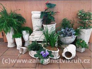Šamotová mrazuvzdorná keramika