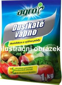 AGRO Dusíkaté vápno 1kg
