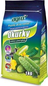 AGRO Hnojivo pro okurky, cukety a jiné tykve 1 kg