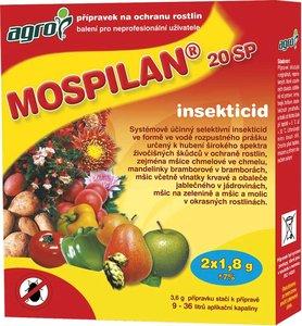 Mospilan 20 SP2x1,8 g